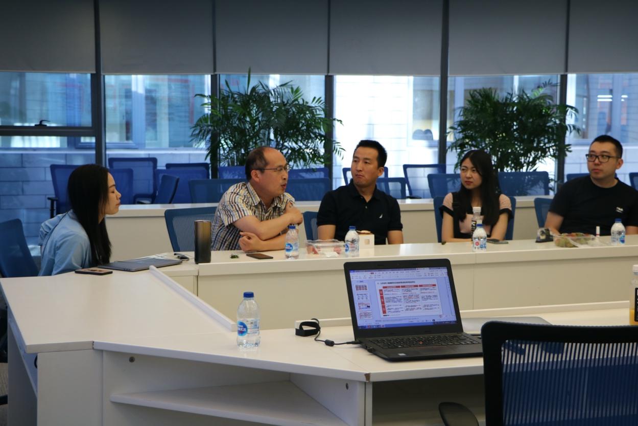中科院MBA学者齐聚红麦聚信 共话大数据技术应用新趋势插图(5)
