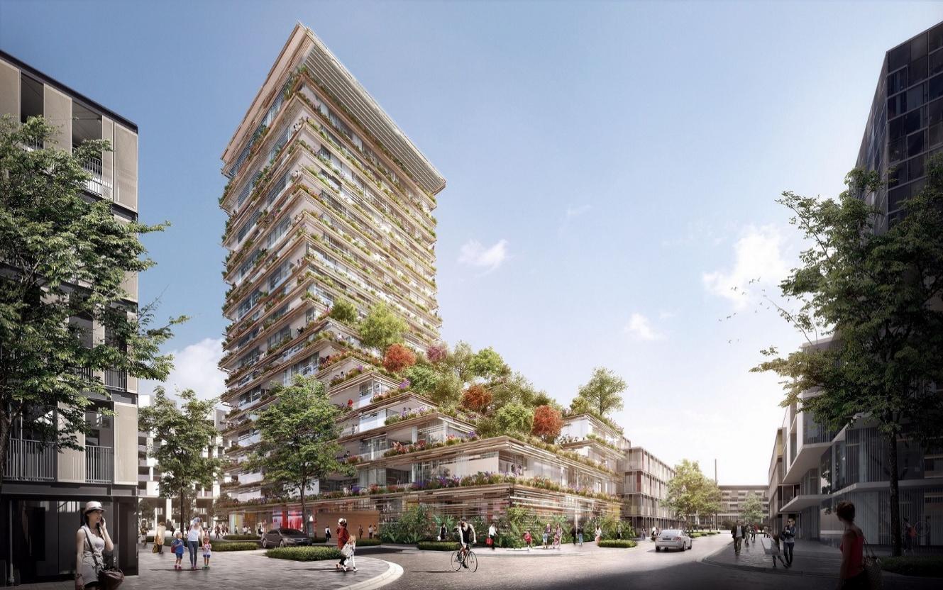 生物亲和设计与慢生活健康潮流在城市中蔚然成风插图(1)