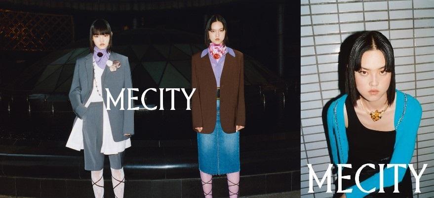MECITY发布全新品牌LOGO和21秋季形象大片