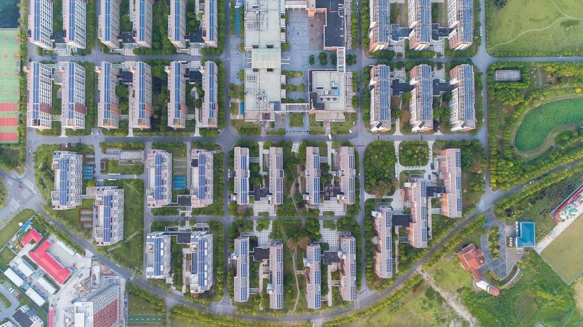 立邦色材专家朱莉:从城市色彩规划角度探索既有建筑改造插图(2)