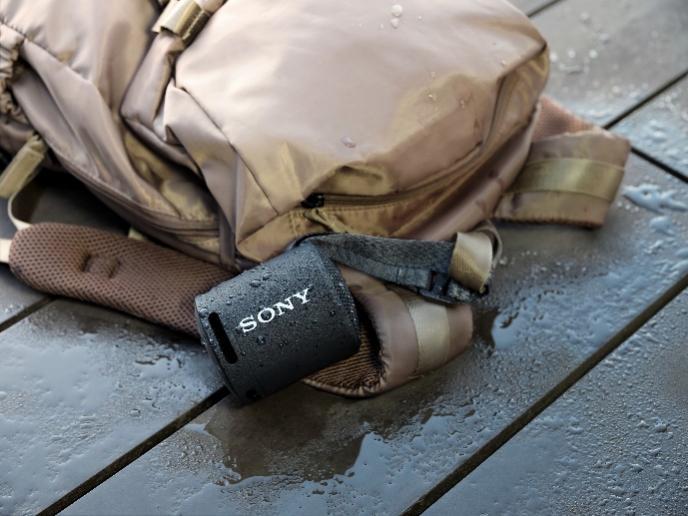 """燥起来!索尼无线便携扬声器SRS-XB13畅玩畅听""""乐""""翻天"""