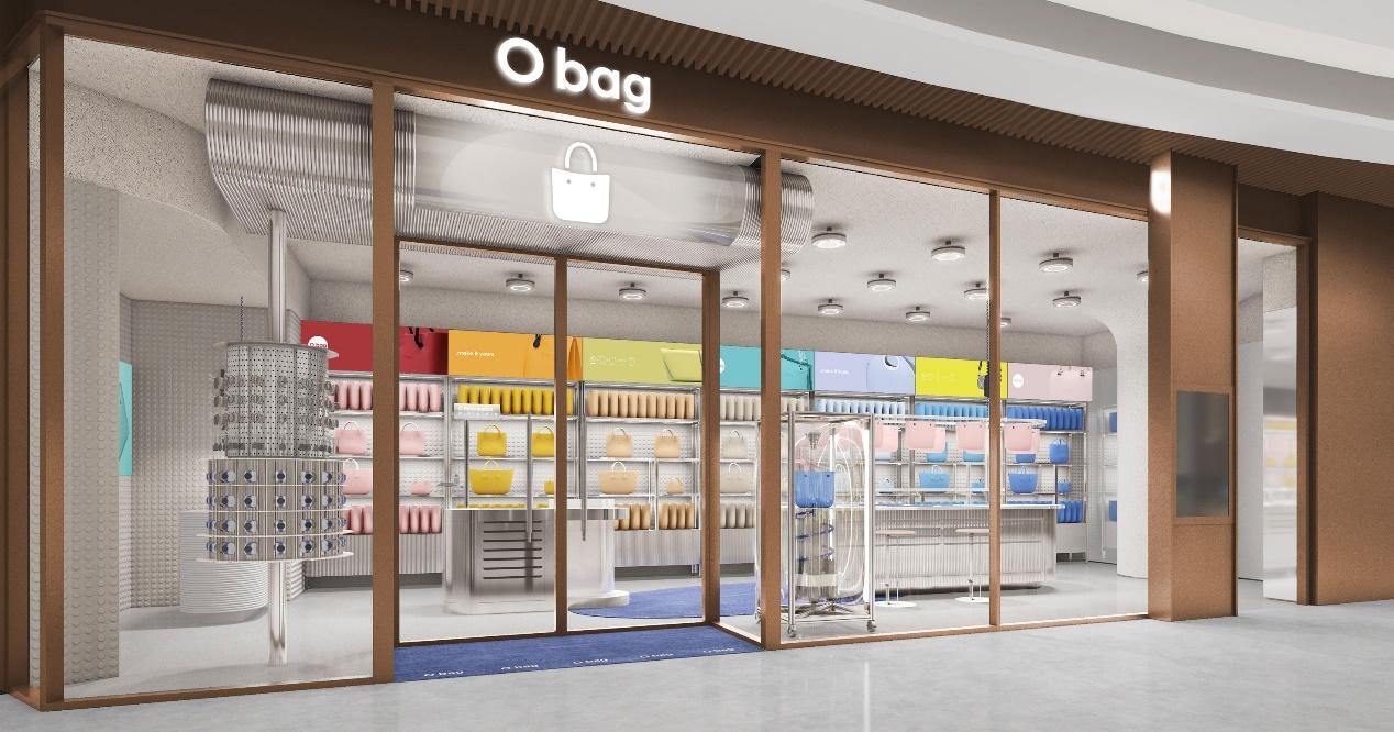 Obag全球新形象登陆中国,揭秘背后的创意灵感