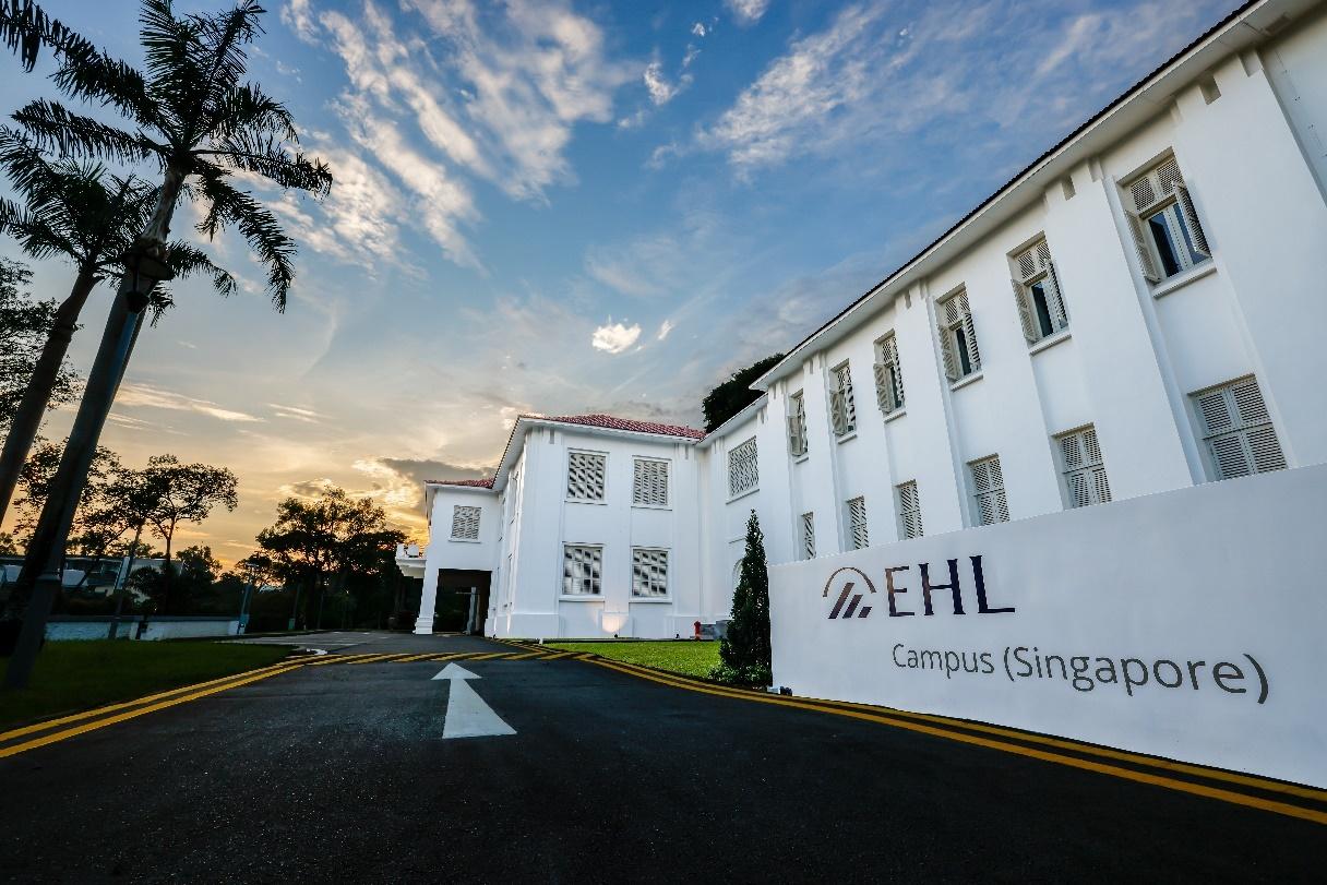 EHL新加坡校区即将迎来第一批本科学生