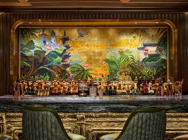 P:\Sales_and_Marketing\PR\The St. Regis Macao\Press Release\2021\F&B\A Flight of Whiskey\Photos\Photo\The St. Regis Bar_ The Mural.jpg